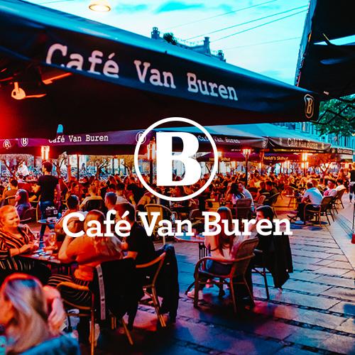 K.O. Company Khalid Oubaha Cafe Van Buren